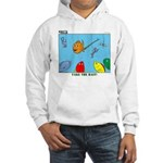 Hooked on Scouts Hooded Sweatshirt
