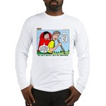 Backpacking Surprise Long Sleeve T-Shirt