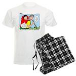 Backpacking Surprise Men's Light Pajamas
