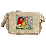 Backpacking Surprise Messenger Bag