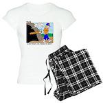 Tigers Women's Light Pajamas