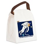 Great Outdoors Canvas Lunch Bag
