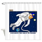 Great Outdoors Shower Curtain