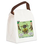Cajun Cooking Canvas Lunch Bag