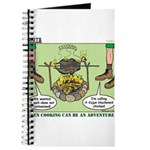 Cajun Cooking Journal