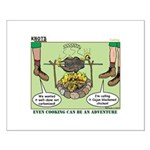 Cajun Cooking Small Poster