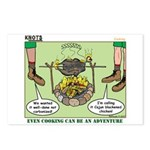 Cajun Cooking Postcards (Package of 8)