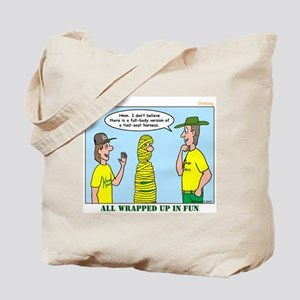 Climbing Knots Tote Bag