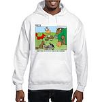Woodland Critters Hooded Sweatshirt