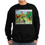 Woodland Critters Sweatshirt (dark)
