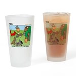 Woodland Critters Drinking Glass