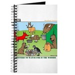 Woodland Critters Journal
