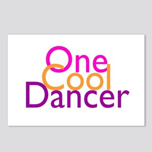 One Cool Dancer Postcards (Package of 8)