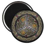 Bejeweled Celtic Shield Magnet
