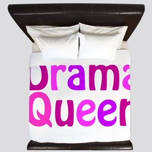 Drama Queen King Duvet