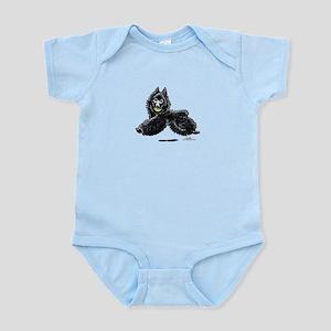 Schipperke Lets Play Infant Bodysuit