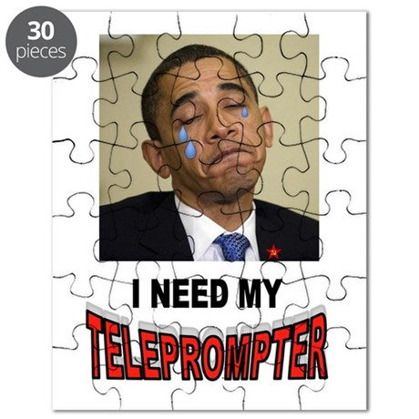 TELEPROMPTER ADDICT Puzzle