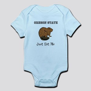 OSU Beavers Infant Bodysuit