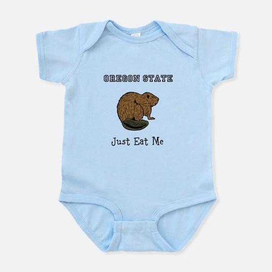 OSU Beavers Infant Bodysuit
