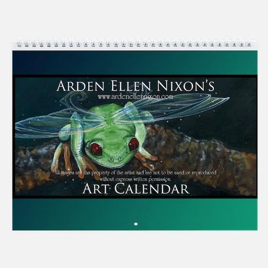 Animals Only Wall Calendar