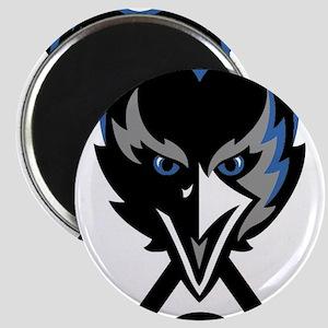 New Mexico Ravens logo Magnet