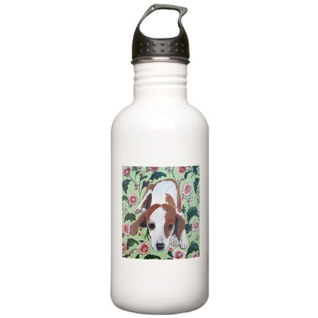 """Beagle"" Stainless Water Bottle 1.0L"