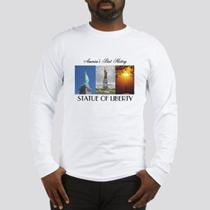 ABH Statue of Liberty Long Sleeve T-Shirt