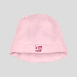 Custom Wear Pink baby hat