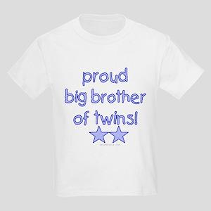 Big brother of twins Kids T-Shirt