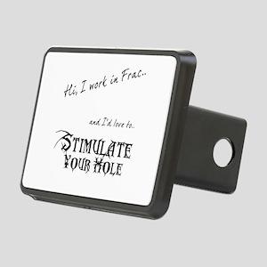 Frac Stimulation Rectangular Hitch Cover