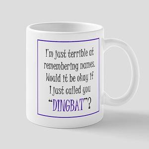 Dingbat Mug