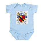 MacIver Coat of Arms Infant Creeper