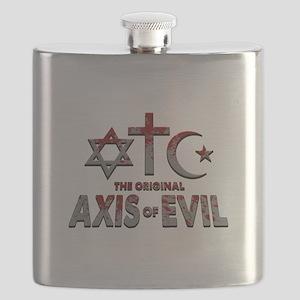 Original Axis of Evil Flask