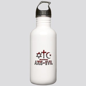 Original Axis of Evil Stainless Water Bottle 1.0L