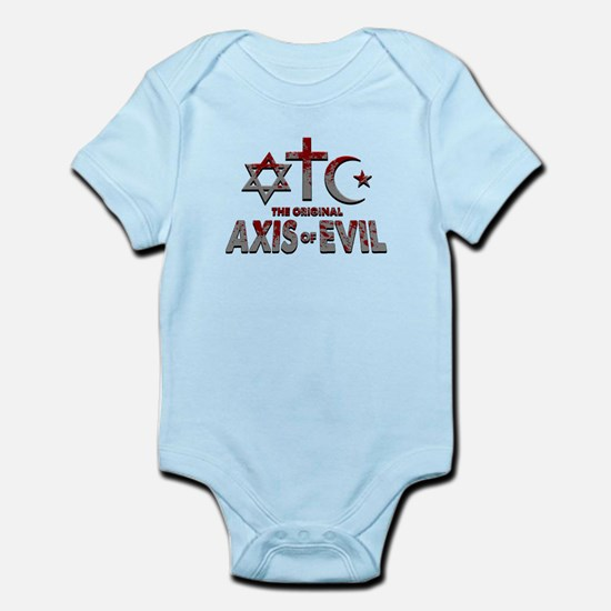 Original Axis of Evil Infant Bodysuit