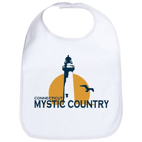 Mystic CT - Lighthouse Design. Bib