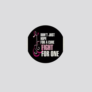 Fight for a Cure Mini Button