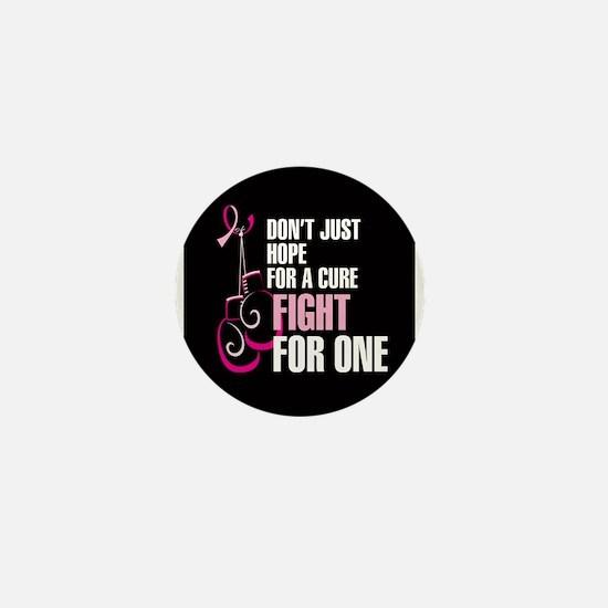 Fight for a Cure Mini Button