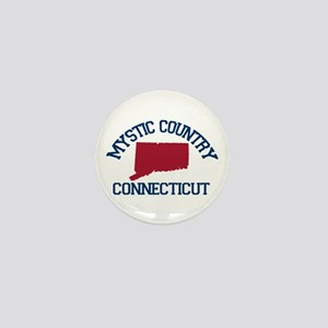 Mystic CT - Map Design. Mini Button