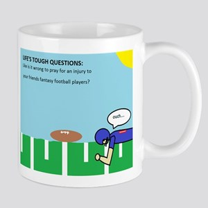 laughing till it hurts Mug