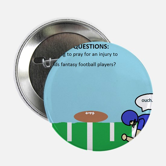 "laughing till it hurts 2.25"" Button"