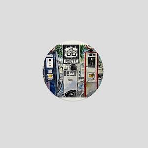route_66 Mini Button