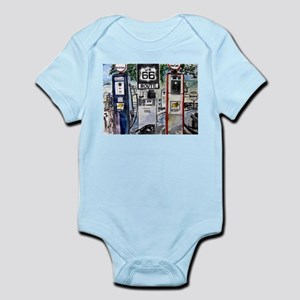 route_66 Infant Bodysuit