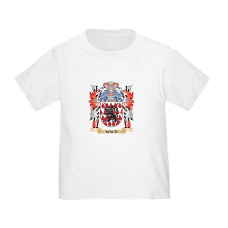 Walti Coat of Arms - Family Crest T-Shirt