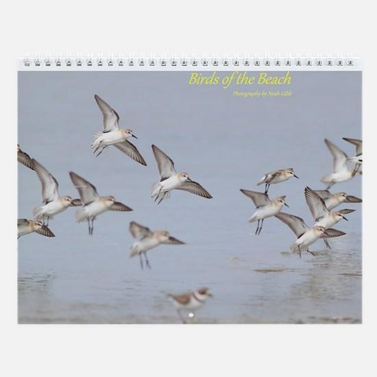 Birds of the Beach Calendar