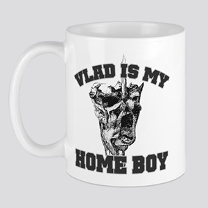 Vlad Is My Home Boy Mug