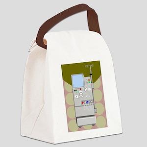 Registered Nurse Canvas Lunch Bag