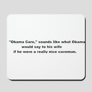 Obama_Care Mousepad