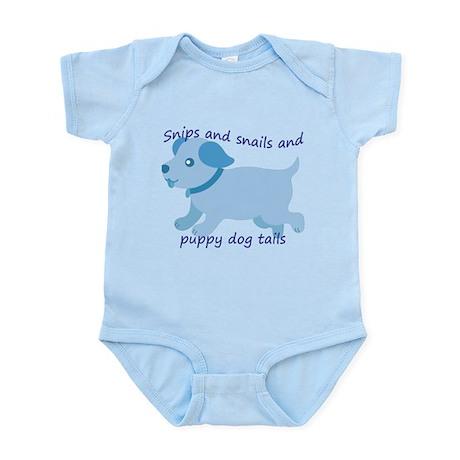 Puppy Dog Tails Infant Bodysuit