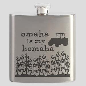 Omaha is My Homaha! Flask